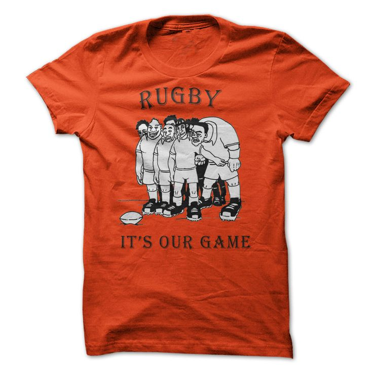 Rugby Its Our Game T-Shirt