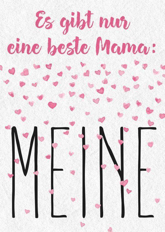 Muttertagsgedichte » 20 Muttertagsgrüße zum Ver…