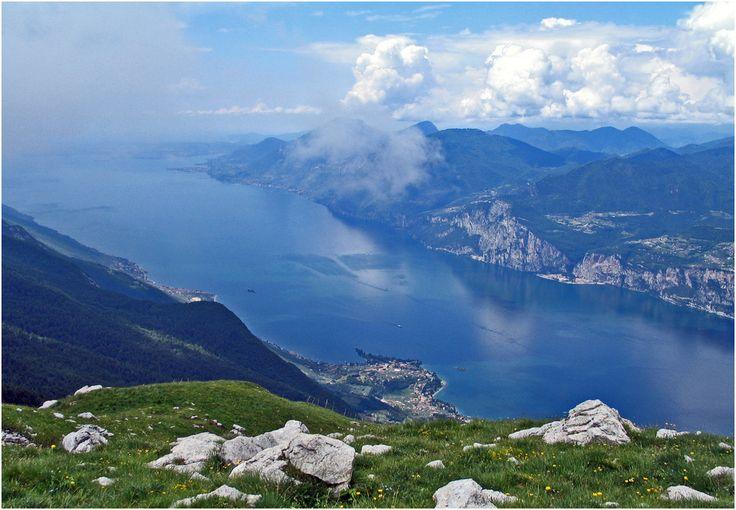 Monte Baldo, Lake Garda