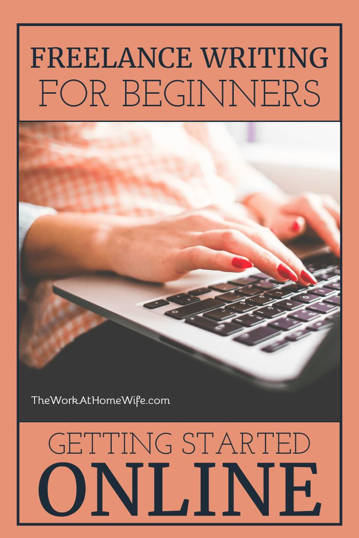 Freelance Writing Jobs for Beginners Everything You Need