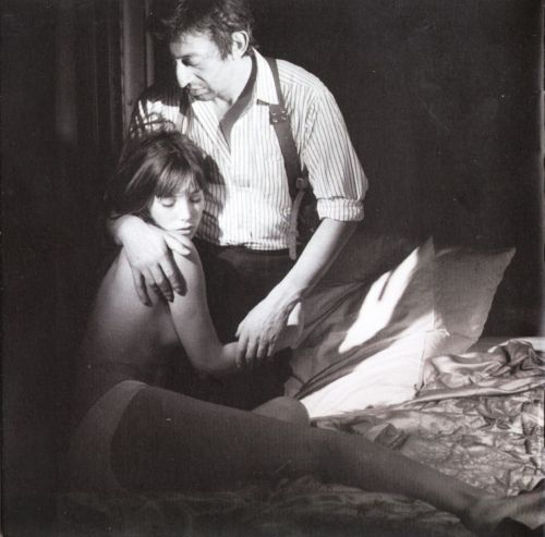 Jane Birkin and Serge Gainsbourg, Cannabis, 1970.