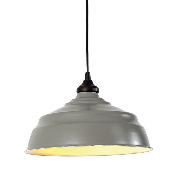 Can Light Adapter Large Industrial Shade Pendant With Images Recessed Can Lights Metal Shades Hanging Light Fixtures
