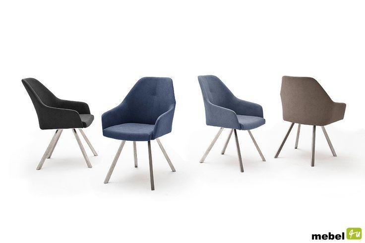 Krzesło MARIKA A 3 rodzaje stelaża - sklep meblowy