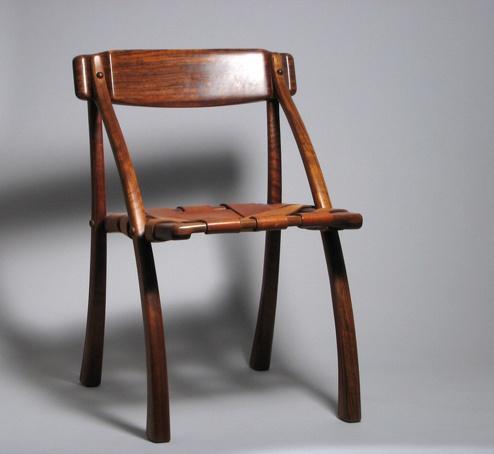 Wishbone Chair (1972) Arthur Espenet Carpenter