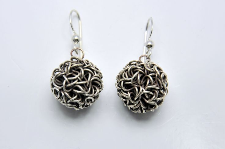 Earrings silver from Thailand €30