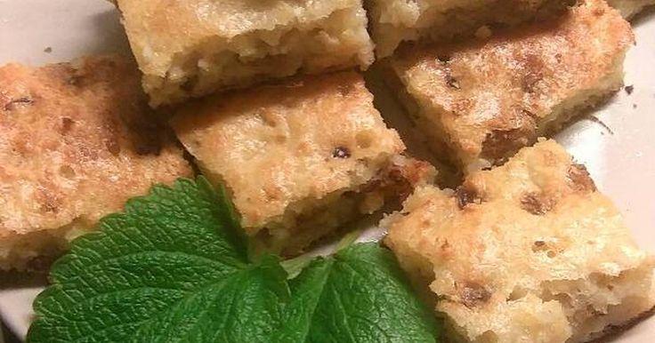 Mennyei Zabos túrós szelet recept! Olyan ez a sütemény, hogy nem tartalmaz lisztet. Szigetszentmiklóson ettem ilyet.