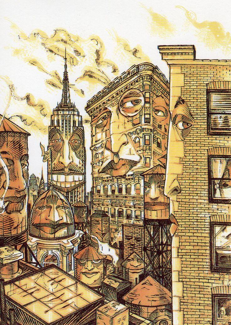 Grant Shaffer - New York Cityscape
