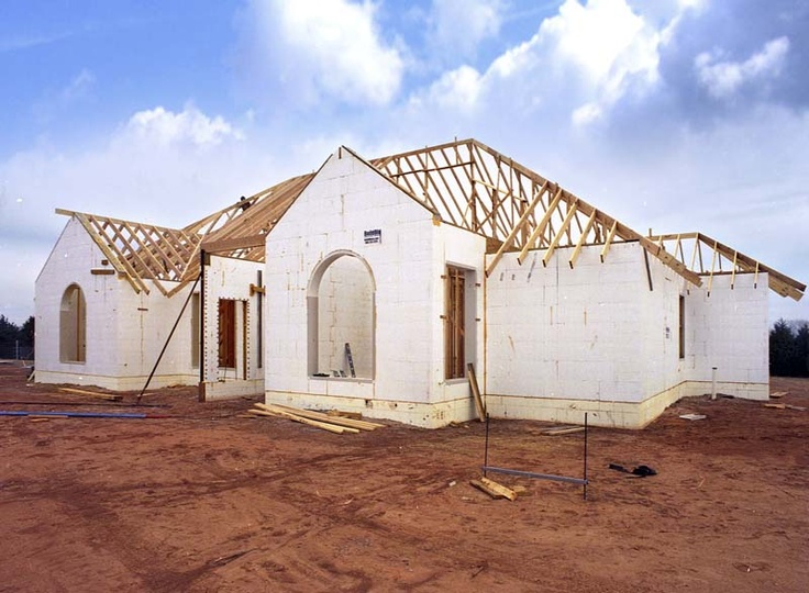 56 best images about icf construction on pinterest home for Icf concrete roof