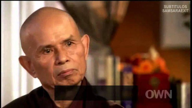 Thich Nhat Hanh-1-Entrevistado por Oprah.