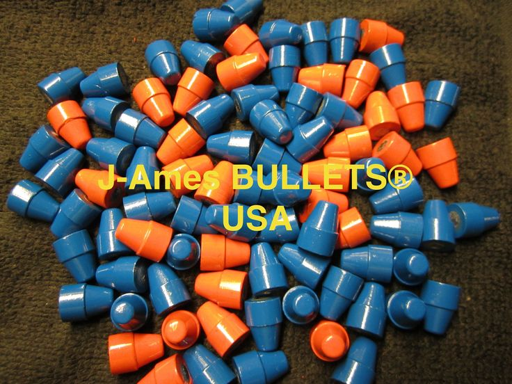 Polymer coated reloading component bullets for sale