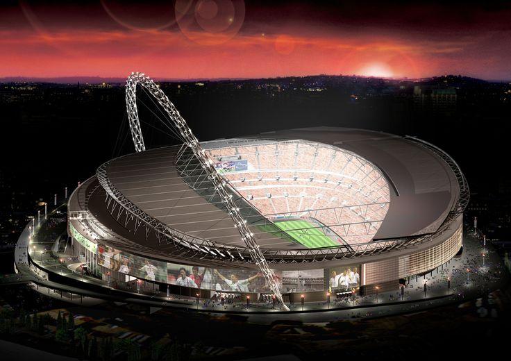 wembley stadium - Google Search