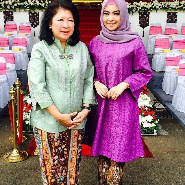 Instagram media by ingrid_kansil - Late Post...bersama Ibu Marie Pangestu