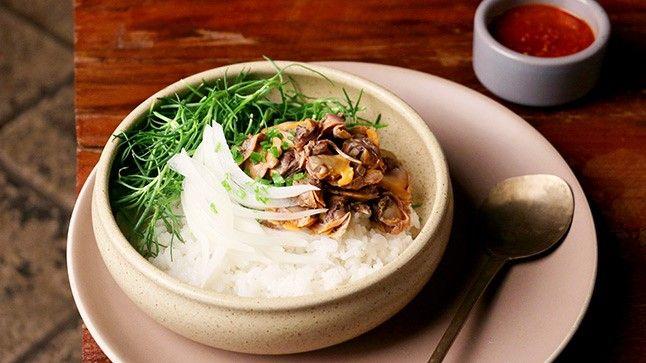korean style food