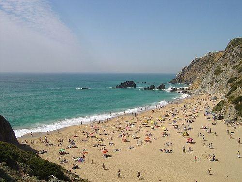Praia da Adraga - Almoçageme - Colares - Sintra