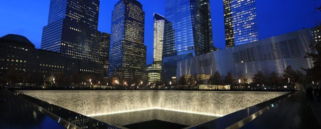 911 Memorial is the #1 reason for this trip!!