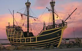 215 – (1539 - 30 de abril) Bidón de petróleo enviado desde Nueva Cádiz, Nueva Esparta, arriba a Cádiz en la nao Santa Cruz. Primero documentado en la historia de Venezuela.