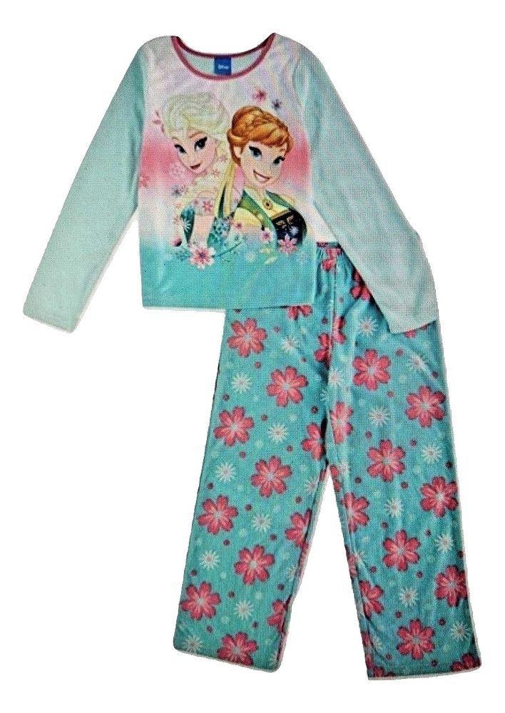 Disney Girls Frozen Pyjamas