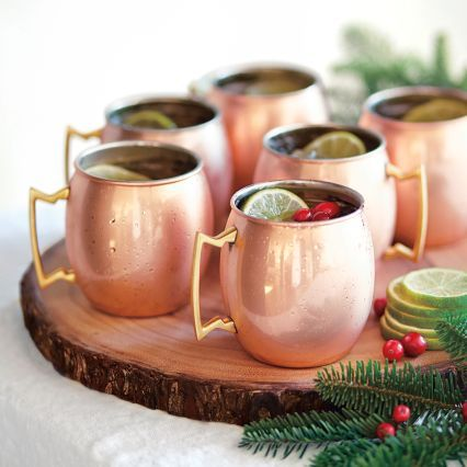 Moscow Mule Copper Mug  http://rstyle.me/n/dz3s6pdpe