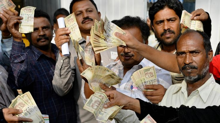 """Has India's new currency policy worked?  https://tmbw.news/has-indias-new-currency-policy-worked  One year ago, IndianPrime Minister Narendra Modi's government decided to withdraw several large denomination banknotes.The surprise move meant that Indians were suddenly left without being able to use nearly 86 percent of the country's currency.The government said it was a way to crack down on so-called """"black money"""", a term used to describe any earnings from money laundering, """"terror…"""