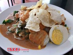 Gastronomia tradicional a Bali