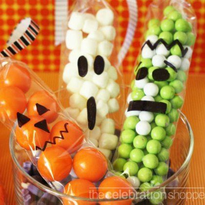 502 best DIY Gift/Ideas #3 images on Pinterest Good ideas - halloween treat bag ideas