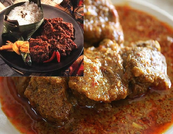 Rendang #indonesian food
