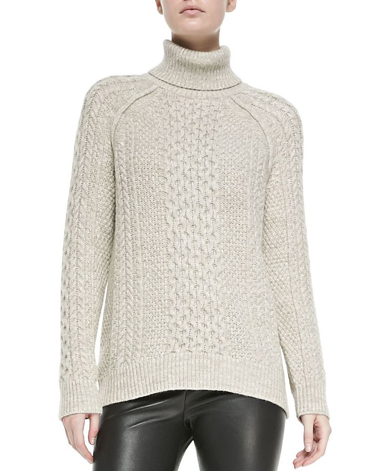 50 best oatmeal LIMITED turtleneck sweater images on Pinterest ...