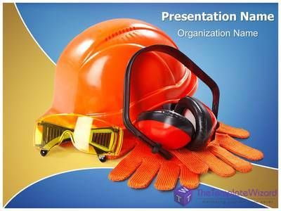 28th april celebrating world day for safety and health for Health and safety powerpoint templates