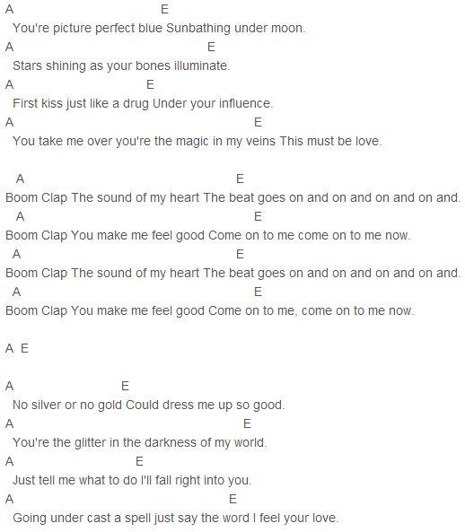 58 Best Guitar Chords Images On Pinterest Music Lyrics Guitars