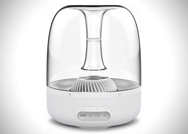 Harman Kardon Aura Wireless Speaker System | HiConsumption