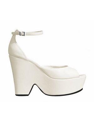 AAMU Open Toe Wedge Sandals @Gail Regan Truax://www.shopjessicabuurman.com
