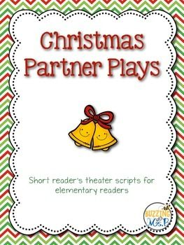Christmas Reader's Theater: Partner Plays for Two Readers ...