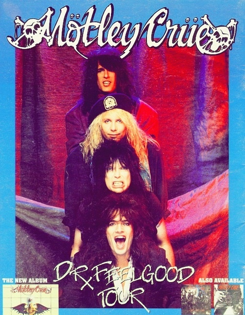 126 best images about Motley Crue on Pinterest | Band ...  Motley Crue Dr Feelgood Song List