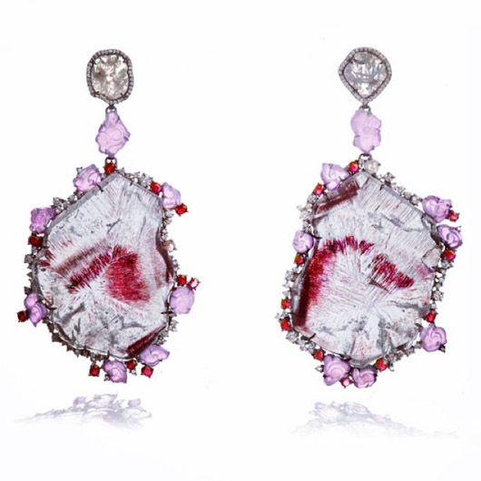 93 best Exquisite Earrings images on Pinterest Gemstones Drop