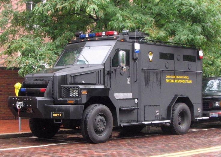 Ohio State Patrol Special Emergency Response Team MODERN