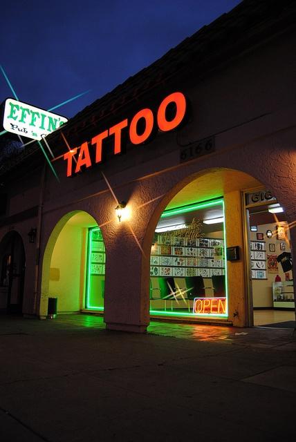 54 best tattoo shop idea images on pinterest for Tattoo shops in el cajon