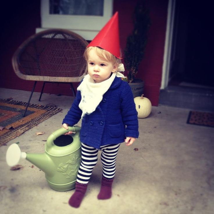 My L39s 1 Year Old Toddler Home Made Garden Gnome Halloween  sc 1 st  Meningrey & Halloween Costume 1 Year Old - Meningrey