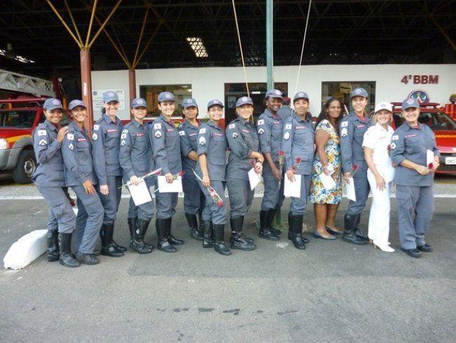 CONEXÃO BOMBEIRO : Mulheres falam sobre desafios na Polícia e nos Bom...