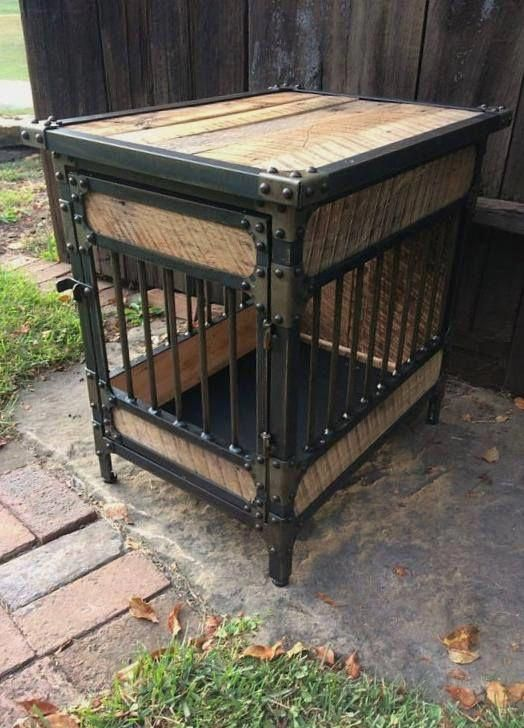 Dog Kennel Wood Dogkennelwood