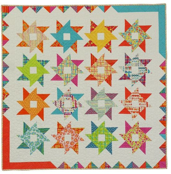 Pieces From My Heart. This is a fantastic quilt too!  Love!