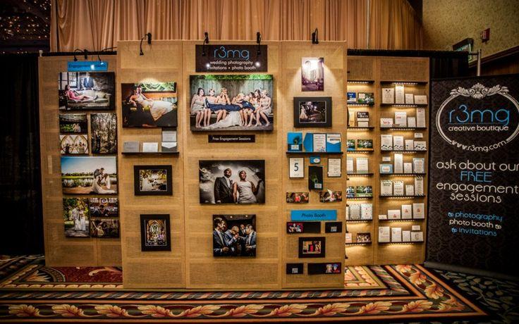 Trade Show Booth Vendors : R mg display custom made trade show booth