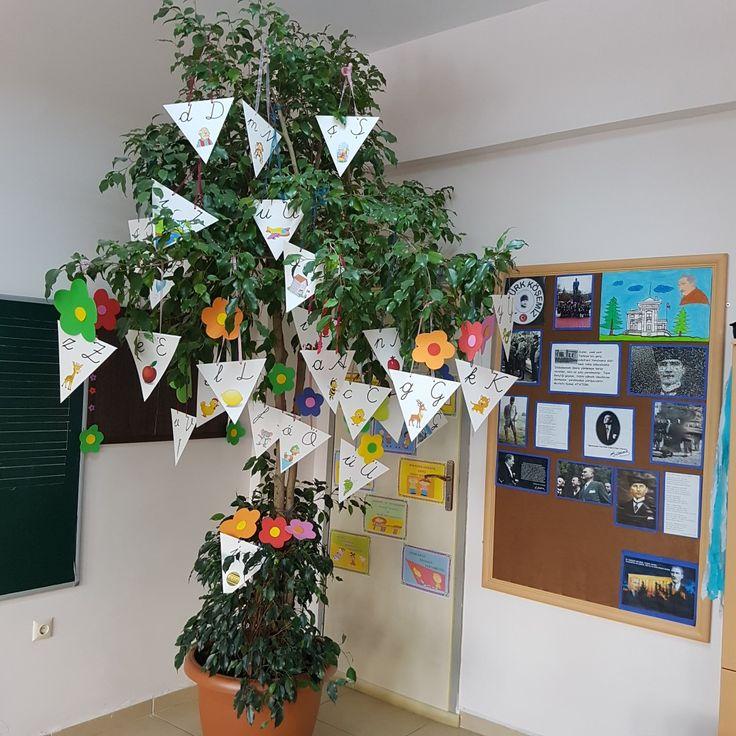 Harf ağacı