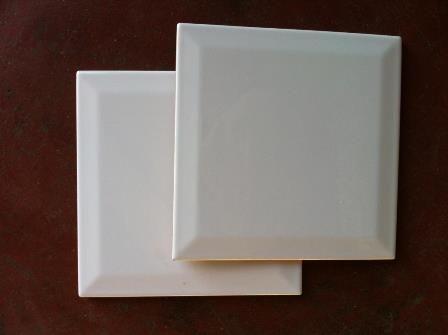 Rivestimento Diamantato Bianco | Opaco o lucido | Dimensioni 10x10  http://www.magazzinodellapiastrella.it/offerte-rivestimenti-firenze.htm #rivestimentibagno #rivestimenti #rivestimentibianchi #piastrellediamantato #diamantato #rivestimenticasa #arredocasa