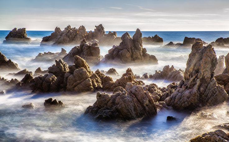Cupabia beach, Corsica, France ✯ ωнιмѕу ѕαη∂у