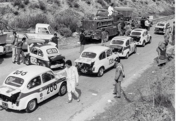 Fiat #Abarth 850/1000 TC's