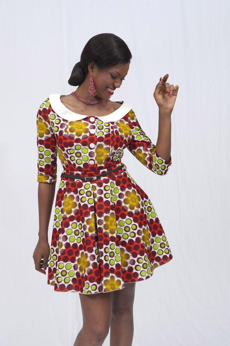 UNIWAX by Salimata Bamba