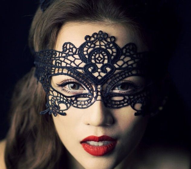Freeshipping Wholesale wedding ,birthday ,halloween party christmas dance mask sexy lace mask white and black  12pcs/lot $26.00