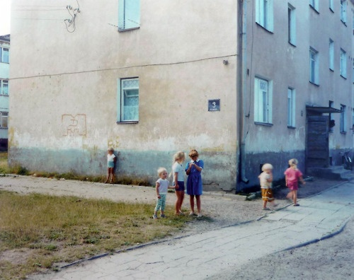 Guido Guidi, 53/Gronowo/PLIn between cities. Un itinerario attraverso l'Europa 1993/1996