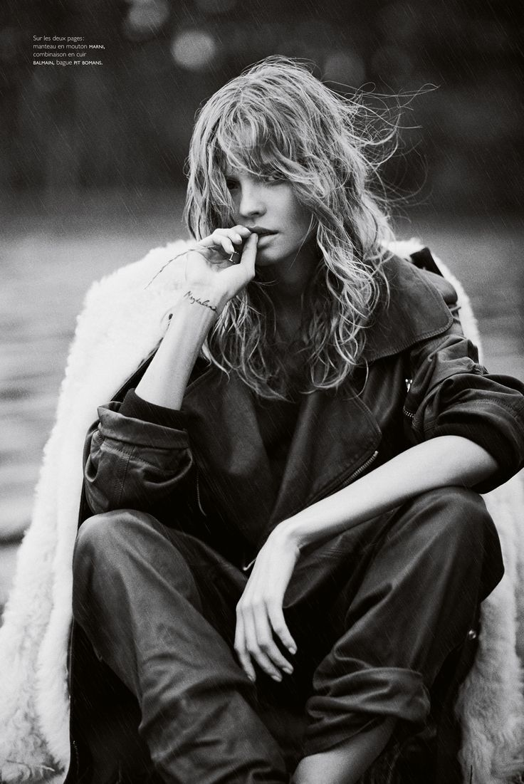 grove is in the heart: magdalena frackowiak by emma tempest for mixt(e) fall / winter 14.15