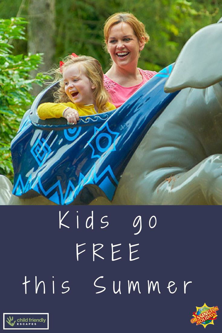 Book a short family break at Chessington World of Adventures Resort and the kids go FREE this Summer. See our blog to find out more.